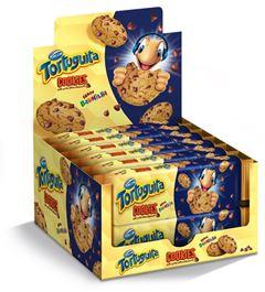 Biscoito Cookies  Tortuguita Baunilha Display 16x60g