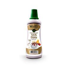 Adocante Liquido 100% Stevia Wolfs 100ml