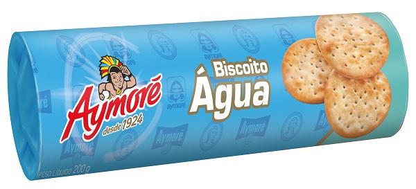 Biscoito Aymoré Água 200g
