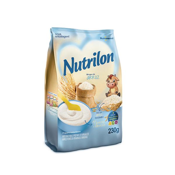 MINGAU  NUTRIBOM ARROZ UNIDADE 230G