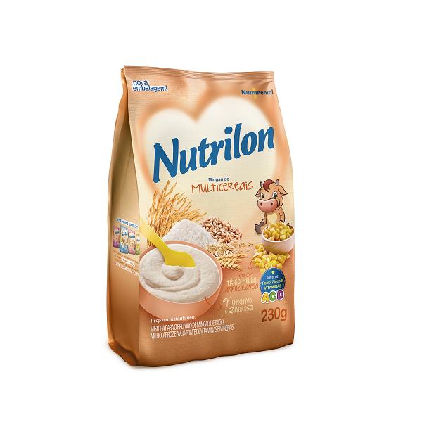 MINGAU  NUTRIBOM MULTICEREAIS UNIDADE 230G