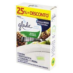Pedra Sanitária Glade Pinho Promocional (25% Desc) 25g