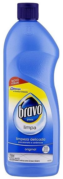 Cera Especialista Bravo Ceramica E Porcelanato  750ml