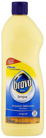 Cera Bravo Laminados 750ml