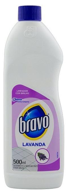 Limpador Bravo Lavanda 500ml